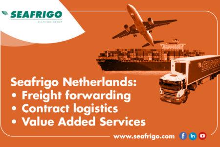 Les domaines d'activités stratégiques de Seafrigo Pays-Bas !