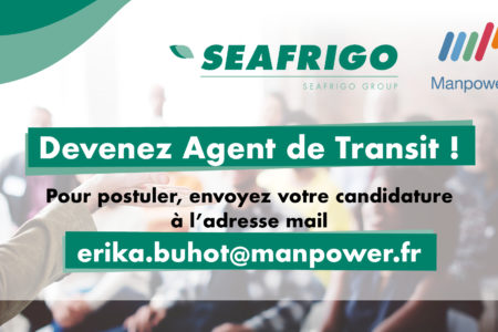 Formation Agent de transit – Seafrigo/Manpower